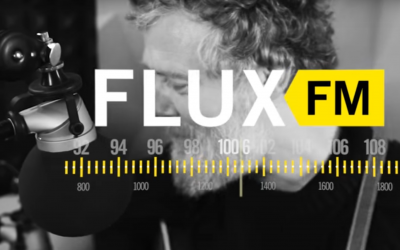 Visit with Flux FM