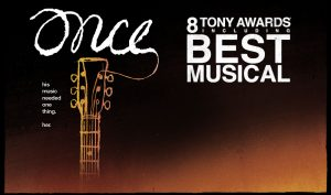 "February 28 – ""Once The Musical"" debuts on Broadway"