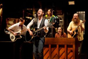 March – Once The Musical Cast Recording Wins GRAMMY
