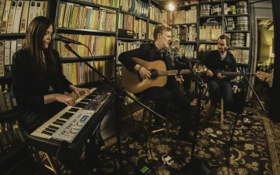 Live at Paste Magazine & Daytrotter