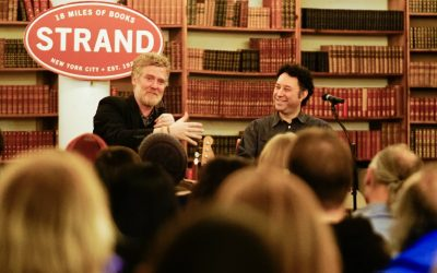 Live at the Strand Bookstore NYC